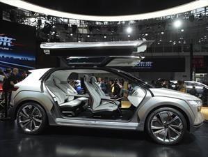 BYD E-Seed Concept representa la nueva generación de autos eléctricos chinos