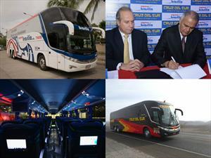 Expreso Brasilia y Cruz del sur, conectarán a toda Sudamérica