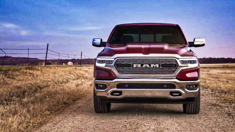 RAM entraría al segmento de las pick up eléctricas de gran tamaño