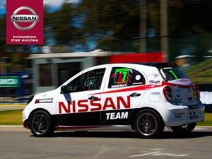 Copa Nissan March arranca con todo en 2016