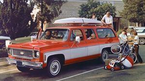 Conoce la historia de la Chevrolet Suburban, el modelo más longevo en la historia del carro