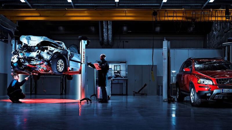 El departamento de investigación de accidentes de Volvo cumple 50 años