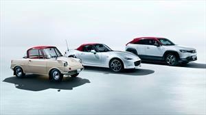 Mazda celebra sus 100 años con modelos de edición especial