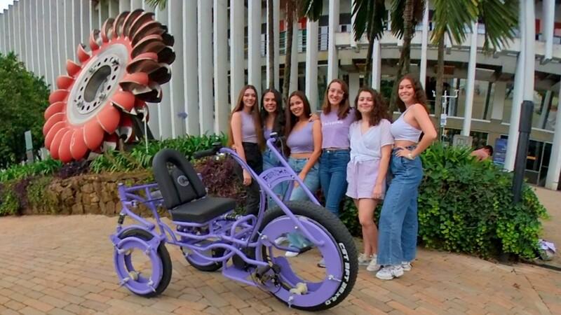BMW apoya el ingenio de las nuevas generaciones en Colombia