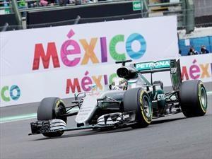 F1: Hamilton consigue la victoria en el GP de México