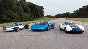 Estos prototipos son la historia del Corvette C8
