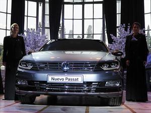 Volkswagen Passat R Line llega a Argentina y se vienen muchas novedades