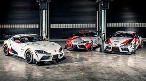 Toyota GR Supra GT4 la versión de carreras comienza su conquista mundial