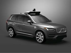 Uber estrena flota de vehículos autónomos de Volvo