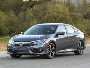 Honda Civic 2017 tiene un precio inicial de $18,740 dólares