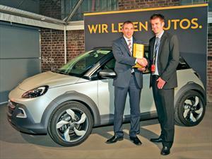 Opel mantiene su título: Marca más innovadora