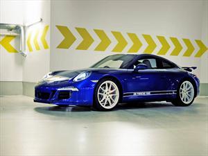 Porsche 911 Carrera 4S 5 Millones de fans debuta