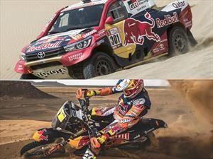 Así se vivió la primera etapa del Dakar 2018