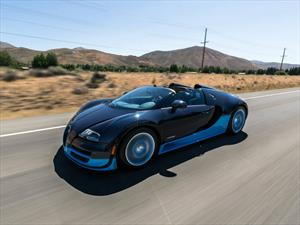 Quedan ocho unidades del Bugatti Veyron