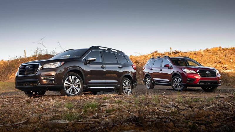 Subaru libera especificaciones del Evoltis 2021