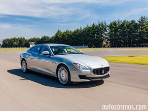 Maserati Quattroporte S Q4 2016: Prueba de manejo