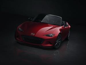 Mazda MX-5 gana el reconocimiento Red Dot: Best of the Best