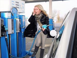 Top 10: Los autos que consumen más combustible