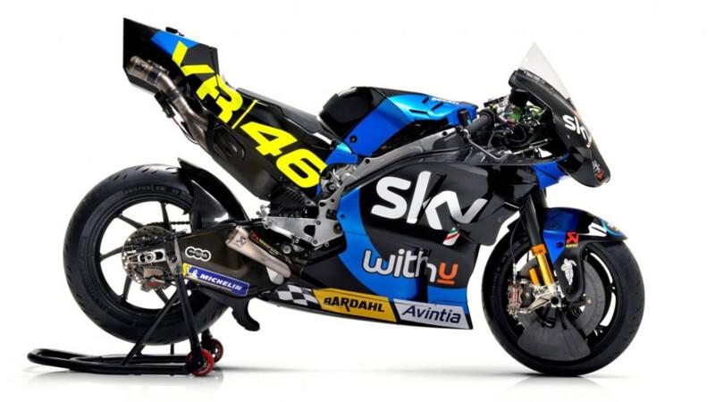 MotoGP: en 2022 debutará el equipo de Valentino Rossi