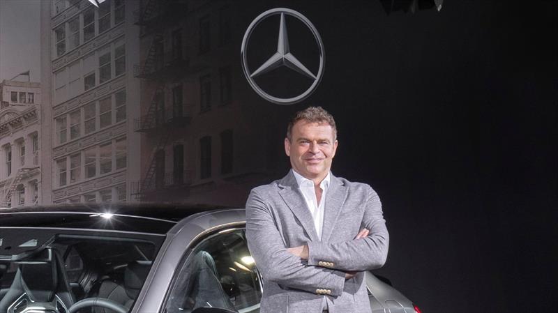 Aston Martin despide a su CEO, Andy Palmer, y contrata a Tobias Moers de Mercedes-AMG