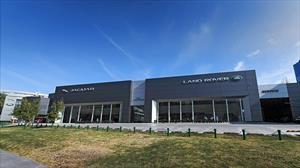 Jaguar Land Rover se toma por completo el concesionario de DITEC en Ciudad Empresarial