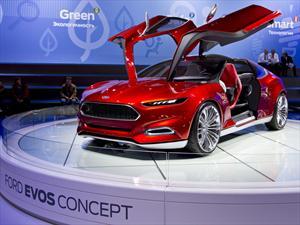 Ford Evos Concept en el Salón de Buenos Aires