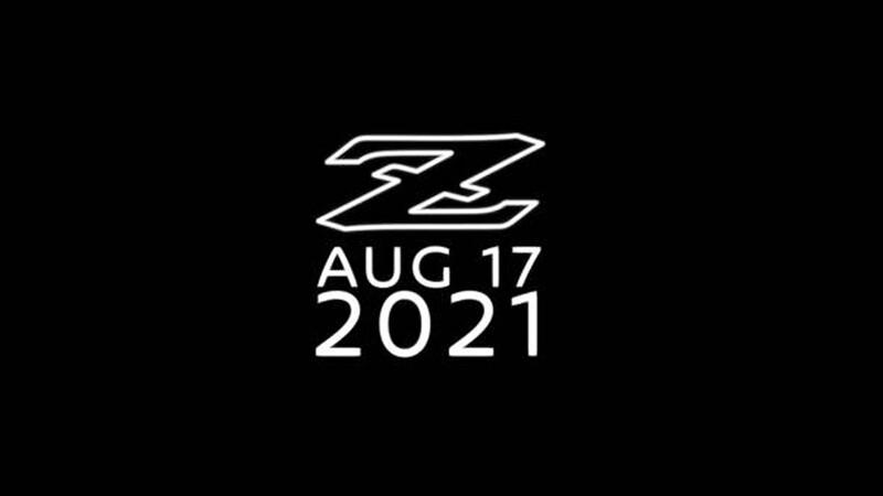 Nissan Z se presentará solamente de forma virtual