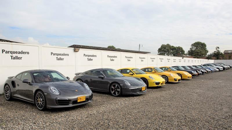 Porsche Center de Colombia reabren sus puertas