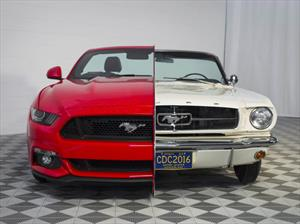 Ford Mustang en el Hall de la Fama de los Inventores