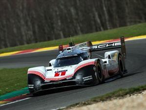 Porsche 919 Hybrid Evo arrasa con la marca impuesta por Lewis Hamilton