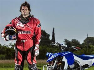 Marcos Patronelli correría su último Dakar en 2014