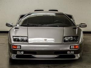 A la venta un Lamborghini Diablo SV 1999 con sólo una milla