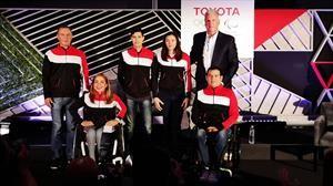 Toyota patrocinará a 7 atletas mexicanos olímpicos y paralímpicos en Tokio 2020