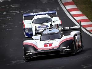 Porsche impone nuevo récord absoluto en Nürburgring