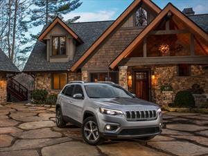 Jeep lanza en Chile el nuevo Cherokee 2019
