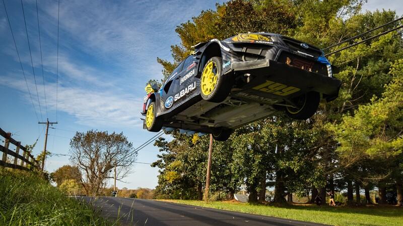 Gymkhana 11: más drifting, más poder y más adrenalina gracias a Travis Pastrana y Subaru