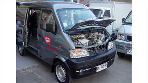 DFM y AutoGasco presentan en Chile furgón convertido a gas