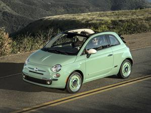FIAT 500 1957 Edition Cabrio 2015 disponible desde $24,700 dólares