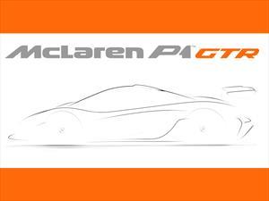 McLaren P1 GTR, hiperdeportivo para las pistas