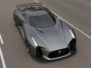 Nissan Concept 2020 Vision Gran Turismo se presenta