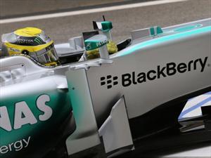 F1  GP de Gran Bretaña, ganaron Nico Rosberg y Mercedes