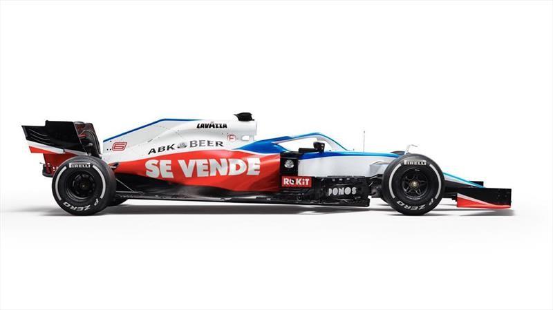 Williams F1 pierde a su patrocinador principal y pone a la venta la escudería