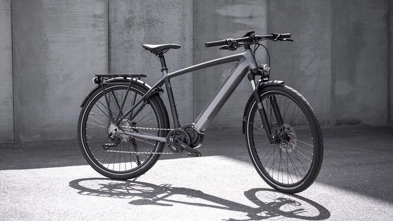Triumph Trekker GT, una bicicleta con todo el ADN de la firma británica