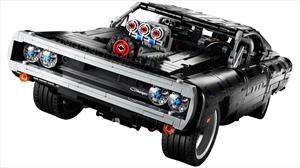 El Dodge Charger de Toretto en Rápidos y Furiosos es replicado por LEGO