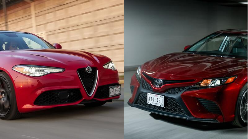 Motor de arranque: Alfa Romeo, Toyota y el amor por los autos