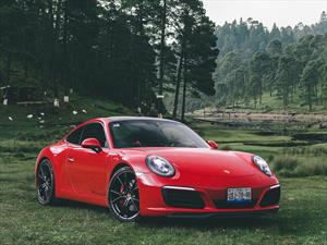 Porsche 911 2017 a prueba
