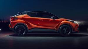 Toyota C-HR 2020 debuta