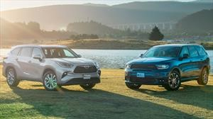 Dodge Durango 2020 vs Toyota Highlander 2020, ¿cuál es mejor?