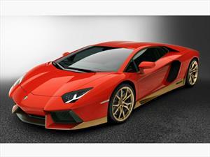 Lamborghini Aventador Miura Homage debuta