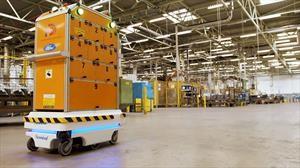 Este robot es el mejor amigo de los trabajadores en planta de Ford